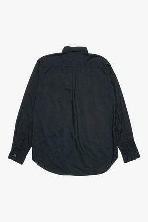 Selectshop FRAME - COMME DES GARCONS BLACK Patch Pocket Shirt Shirts Dubai