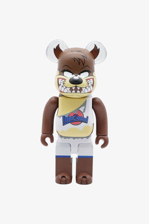 "Selectshop FRAME - MEDICOM TOY Looney Tunes ""Tasmanian Devil"" Be@rbrick 400% Collectibles Dubai"