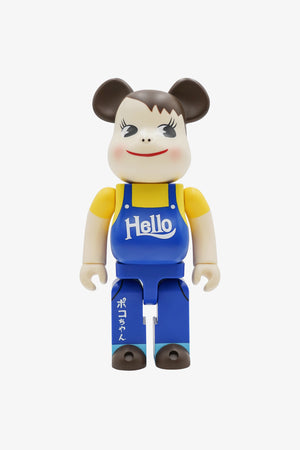 "Milky Peko-chan ""Hello"" version Be@rbrick 400%"