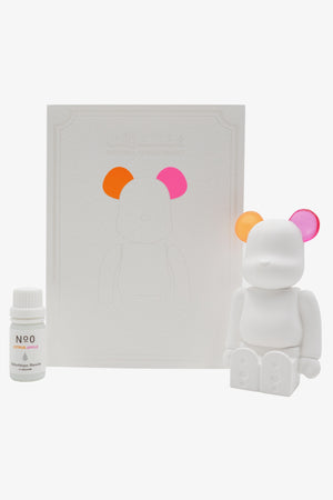 Selectshop FRAME - MEDICOM TOY Aroma Ornament No.0 Be@rbrick Citrus Apple Collectibles Dubai