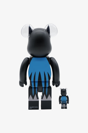 Selectshop FRAME - MEDICOM TOY Batman: The Animated Series Be@rbrick 400% + 100% Collectibles Dubai