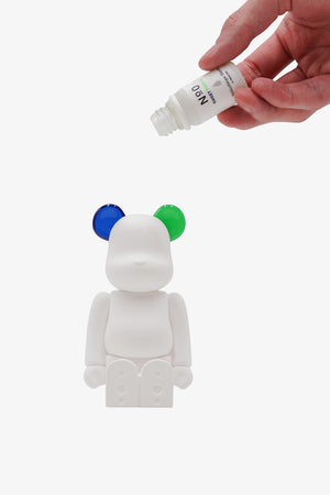 Selectshop FRAME - MEDICOM TOY Aroma Ornament No.0 Be@rbrick Sweet Freesia Collectibles Dubai