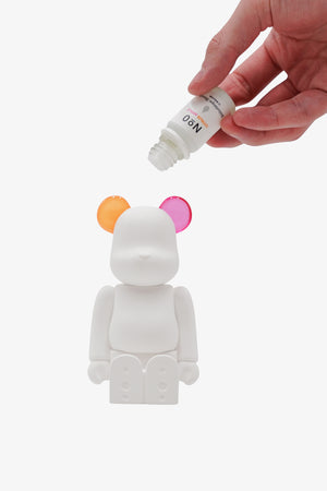 Aroma Omament No.0 Be@rbrick Citrus Apple