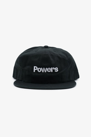 Selectshop FRAME - POWERS SUPPLY Logo 6 Panel Cap All-Accessories Dubai