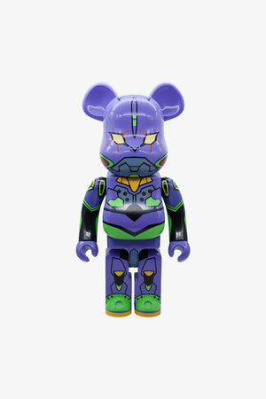 "Selectshop FRAME - MEDICOM TOY Evangelion ""Unit-01"" Be@rbrick 1000% Collectibles Dubai"