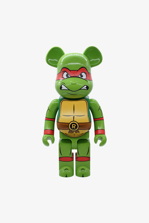 "Selectshop FRAME - MEDICOM TOY TMNT ""Raphael"" Be@rbrick 1000% Collectibles Dubai"