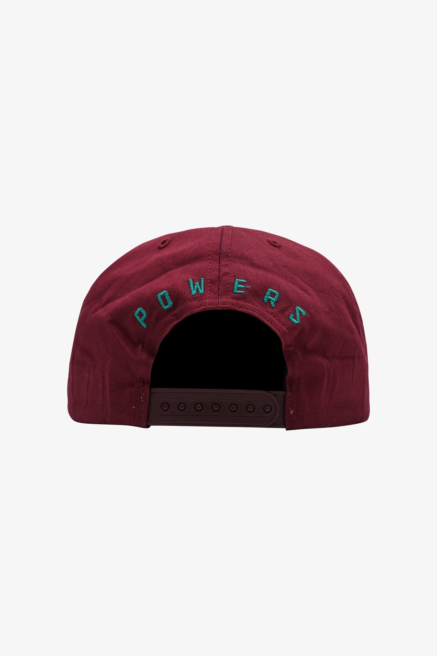 "Selectshop FRAME - POWERS SUPPLY ""P"" Eyelet Cap All-Accessories Dubai"