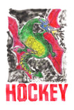 Selectshop FRAME - HOCKEY Dragon Tee T-Shirt Dubai