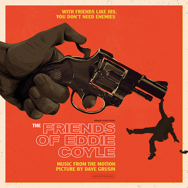 "Selectshop FRAME - FRAME MUSIC Dave Grusin: ""The Friends Of Eddie Coyle OST"" LP Vinyl Record Dubai"