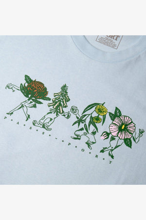 Selectshop FRAME - PASS-PORT Floral Friends Tee T-Shirt Dubai