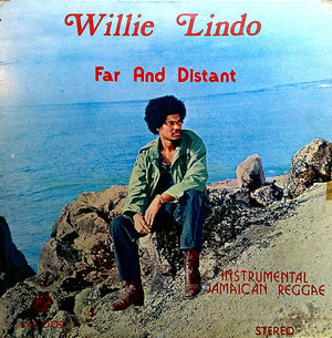 "FRAME - FRAME MUSIC Willie Lindo: ""Far And Distant"" LP"