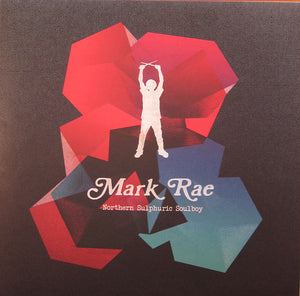 "FRAME - FRAME MUSIC Mark Rae: ""Northern Sulphuric Soulboy"" LP"