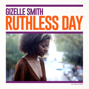 "FRAME - FRAME MUSIC Gizelle Smith ""Ruthless Day"" LP"