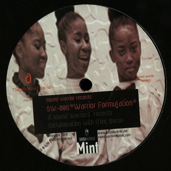 "Selectshop FRAME - FRAME MUSIC VA: ""Warrior Formulation"" LP Vinyl Record Dubai"