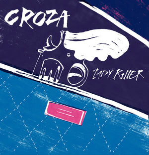 "Selectshop FRAME - FRAME MUSIC Croza: ""Lady Killer"" LP Vinyl Record Dubai"