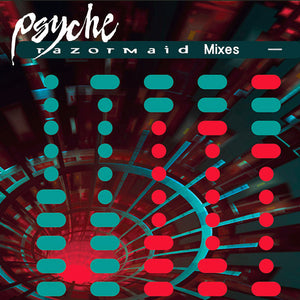 "FRAME - FRAME MUSIC Psyche: ""Razormaid Mixes"" LP"