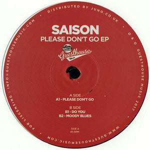"Selectshop FRAME - FRAME MUSIC Saison: ""Please Don't Go"" LP Vinyl Record Dubai"