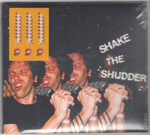 "FRAME - FRAME MUSIC !!!: ""Shake The Shudder"" LP"
