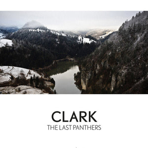 "Selectshop FRAME - FRAME MUSIC Clark: ""The Last Panthers"" LP Vinyl Record Dubai"