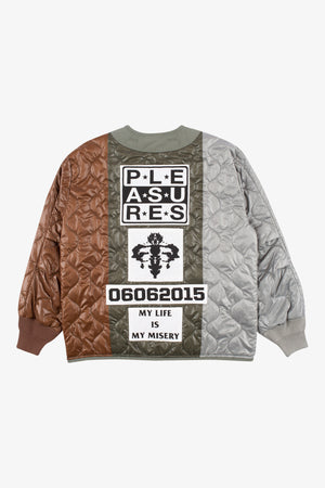 Selectshop FRAME - PLEASURES Misery Jacket Outerwear Dubai