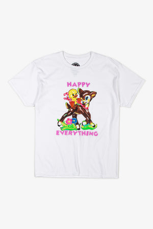Selectshop FRAME - PARADIS3 Happy Everything T-Shirt T-Shirt Dubai