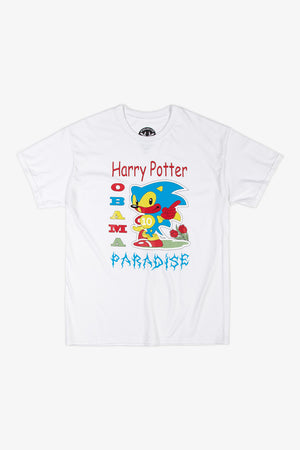 Selectshop FRAME - PARADIS3 Harry Potter Obama Paradise T-Shirt T-Shirt Dubai