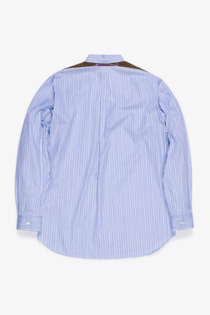 FRAME - COMME DES GARCONS SHIRT Wool Patch Shirt