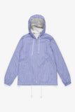 Selectshop FRAME - COMME DES GARÇONS SHIRT Striped Lightweight Jacket Outerwear Dubai