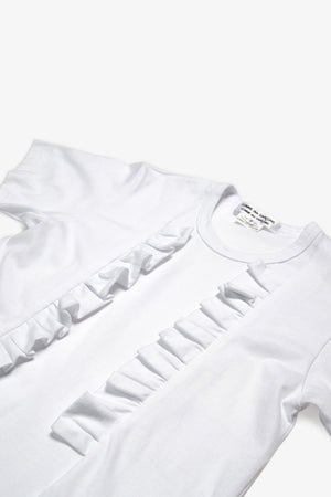 Ruffle Trim T-Shirt