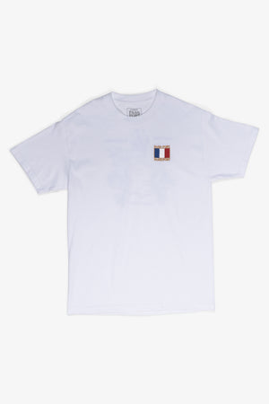 Selectshop FRAME - PASS-PORT Tea Towel France Tee T-Shirt Dubai