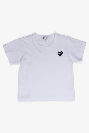 Selectshop FRAME - COMME DES GARCONS PLAY Black Heart T-Shirt Kids Dubai