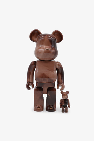 Pushead Be@rbrick 400%+ 100%