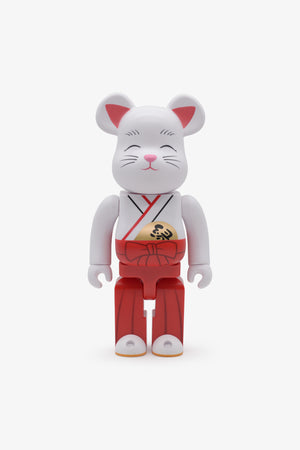 Selectshop FRAME - MEDICOM TOY Shrine Maiden Beckoning Cat Be@rbrick 400% Toys Dubai