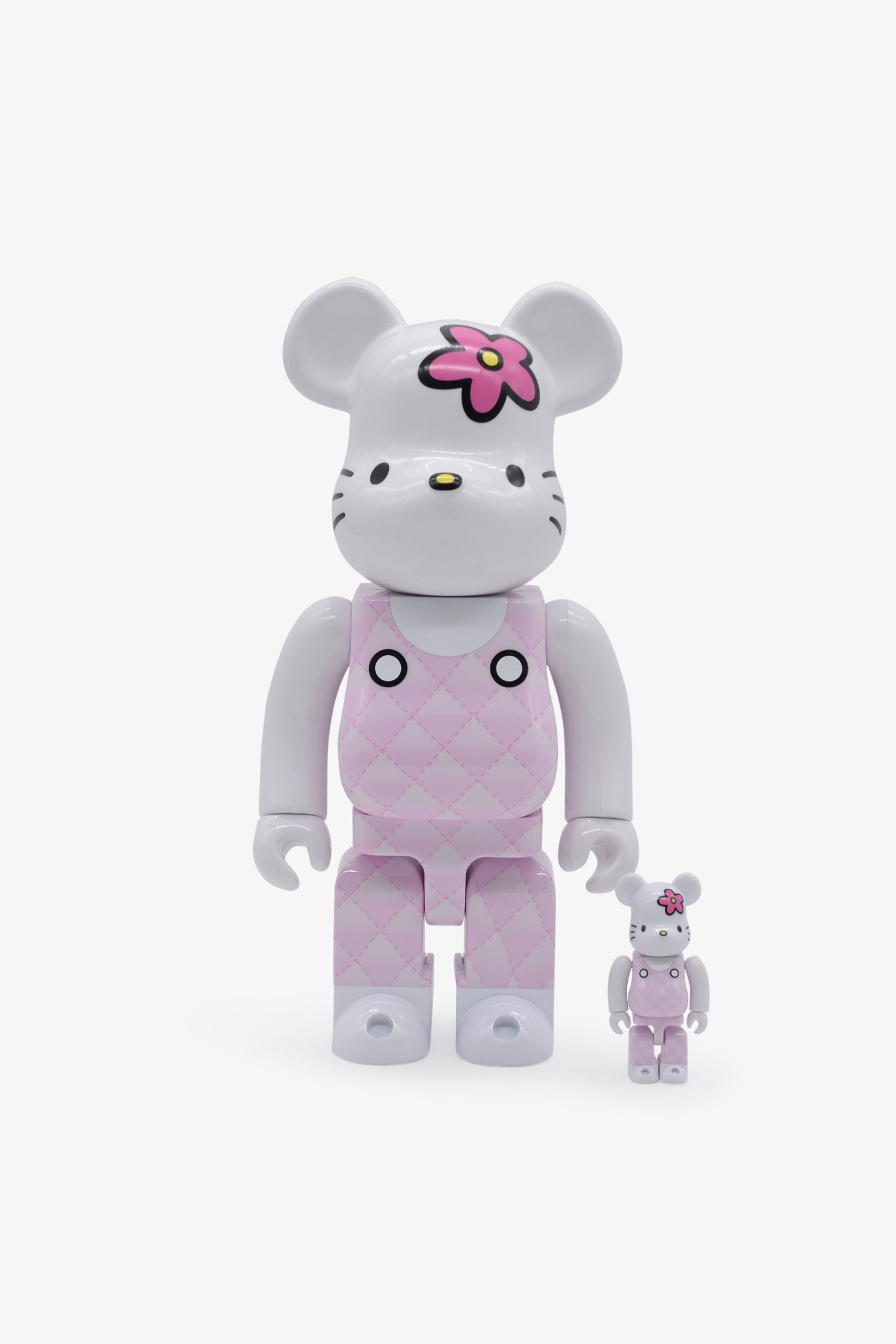 Hello Kitty Generation 90's Be@rbrick 400%+100%
