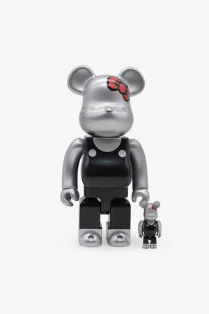 Selectshop FRAME - MEDICOM TOY Hello Kitty Generation 00's Be@rbrick 400%+100% Toys Dubai