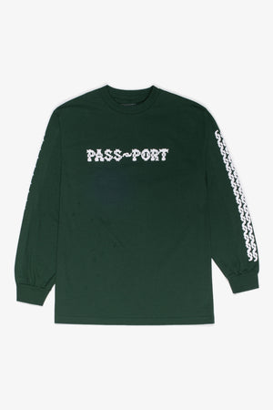 Selectshop FRAME - PASS-PORT Barbs Long Sleeve T-Shirt Dubai