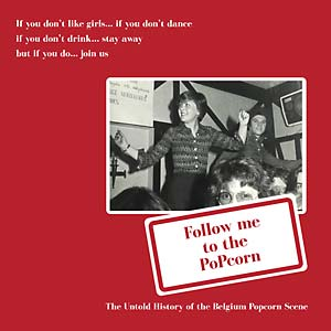 "FRAME - FRAME MUSIC VA: ""Follow Me To The Popcorn: The Untold History Of The Belgium Popcorn Scene"" LP"