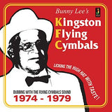 "Selectshop FRAME - FRAME MUSIC VA: ""Bunny Lee's Kingston Flying Cymbals: Dubbing With the Flying Cymbals Sound 1974-1979"" LP Vinyl Record Dubai"