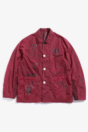 FRAME - JOHNUNDERCOVER Coach Jacket