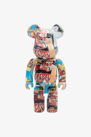 Selectshop FRAME - MEDICOM TOY Jean Michel Basquiat #6 Be@rbrick 1000% Collectibles Dubai