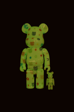 G.I.D Multi Colored Tokyo Skytree Be@rbrick 400%+100%