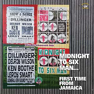 "Selectshop FRAME - FRAME MUSIC VA: ""Midnight To Six... First Time From Jamaica"" LP Vinyl Record Dubai"