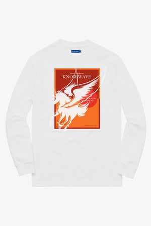 Selectshop FRAME - KNOW WAVE Warrior Poet Longsleeve T-Shirt Dubai