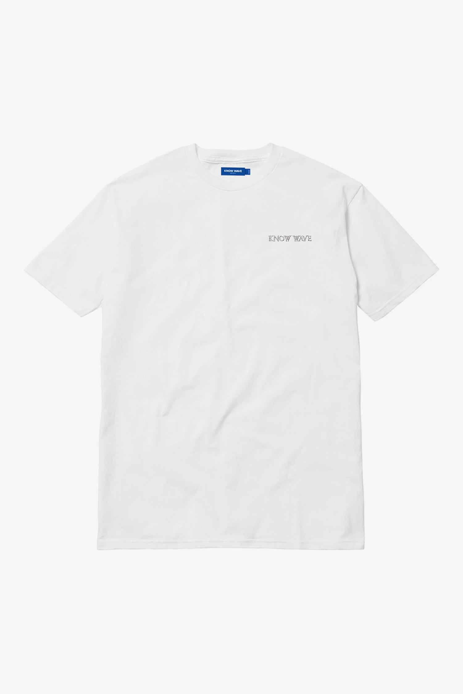 Selectshop FRAME - KNOW WAVE Anxiety T-Shirt T-Shirts Dubai