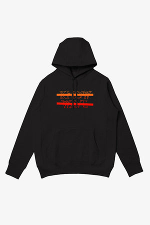 Selectshop FRAME - KNOW WAVE Classic Logo Anxiety Hoodie Sweatshirts Dubai