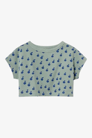 Selectshop FRAME - BOBO CHOSES Apples Cropped Sweatshirt Kids Dubai