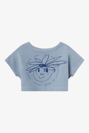 Selectshop FRAME - BOBO CHOSES Daisy Cropped Sweatshirt Kids Dubai