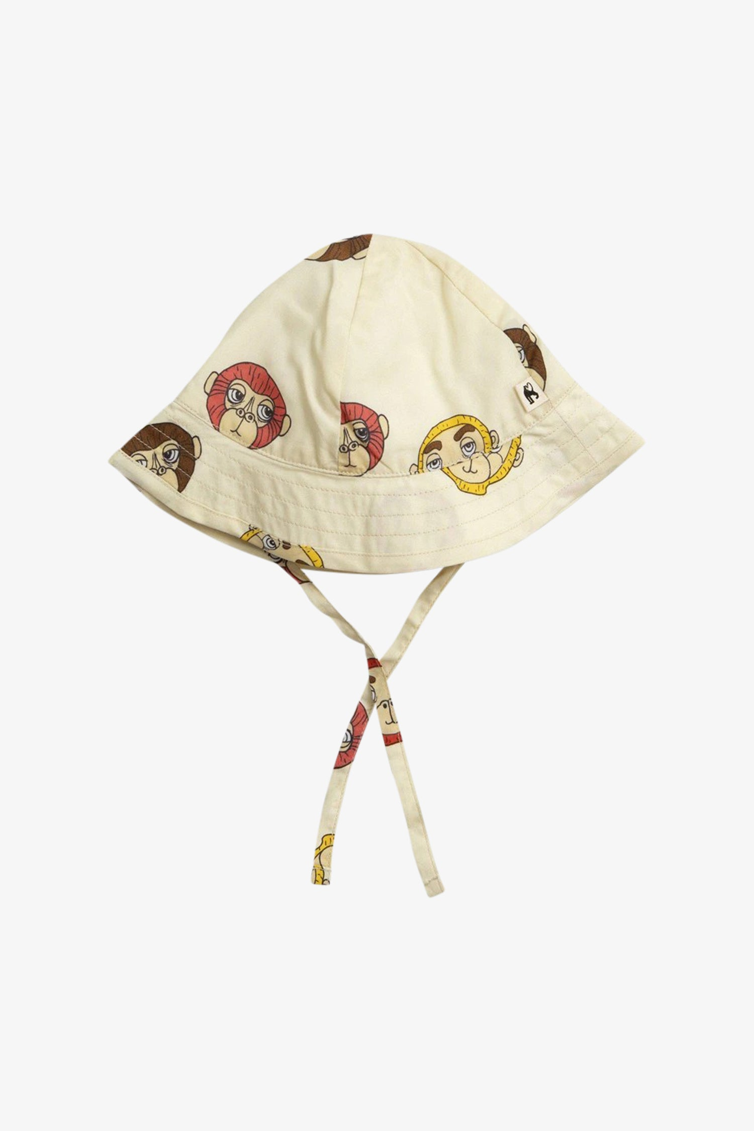 FRAME - MINI RODINI Monkey Sun Hat