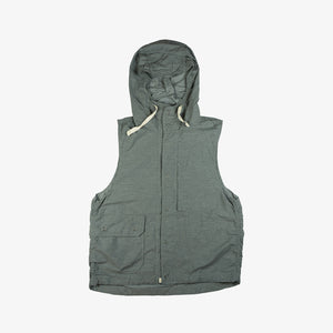 Selectshop FRAME - ENGINEERED GARMENTS Activecloth Field Vest Outerwear Dubai