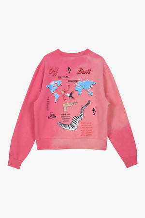 Global Union Crewneck